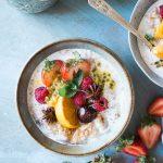 Vegan Hot Oatmeal Recipe