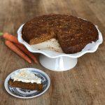 Carrot cake! 🥕